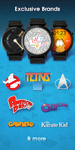 Facer Watch Faces Android Wear Screenshot 3