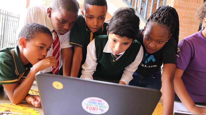CodeJIKA aims to have 20% of South African secondary schools teaching coding and computer science skills by 2020.