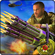 Grand Gunner War Shooter 3d