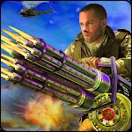 Grand Gunner War Shooter 3d Icon