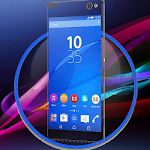 Launcher Theme for Sony Xperia Icon