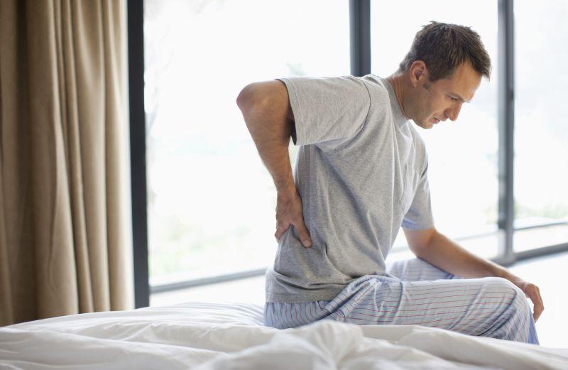 Một chiếc đệm kém chất lượng sẽ ảnh hưởng trực tiếp tới hệ xương khớp, tạo cảm giác đau nhức trong khi nằm