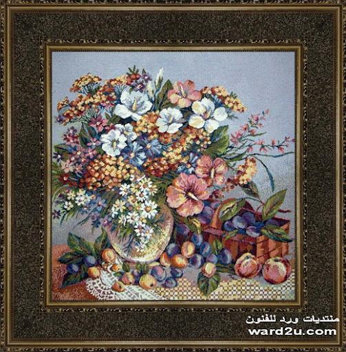 لوحات عالميه فى تابلوهات جوبلان