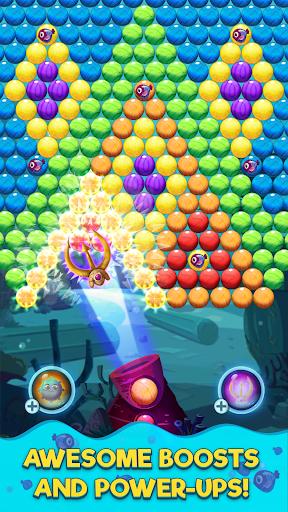 Reef Pop Bubble Shooter Screenshot