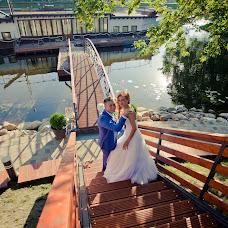 Wedding photographer Olga Kolmakova (Oljvaddd). Photo of 09.08.2015