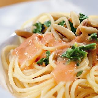 "Spaghetti ""Florentiner Art"""
