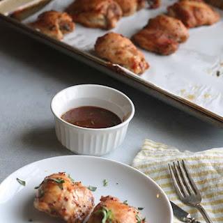 Honey Mustard Chicken Thighs Recipes.