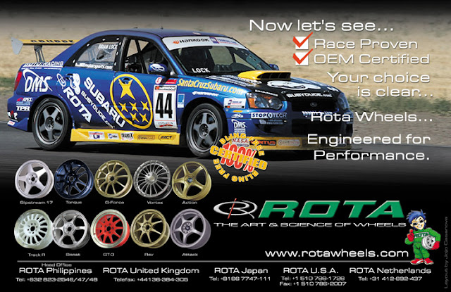 Rota - The Art & Science of Wheels
