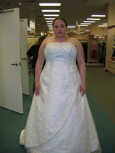 Extra Large Plus Size Wedding Dress