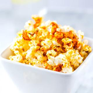 Smokey Garlic Popcorn