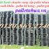 Bán pallet nhựa, pallet kê hàng màu đen, pallet nhựa xuất khẩu giá siêu rẻ call 01208652740
