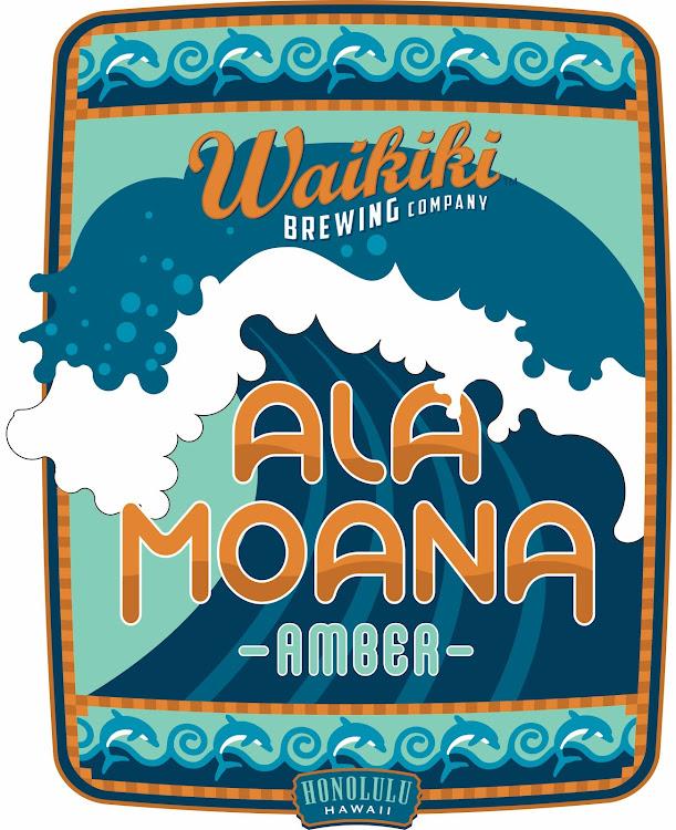 Logo of Waikiki Ala Moana Amber Ale