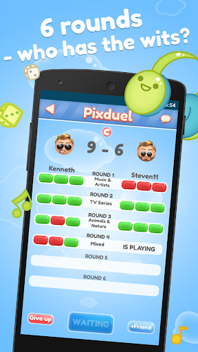 Pixduel™ screenshot