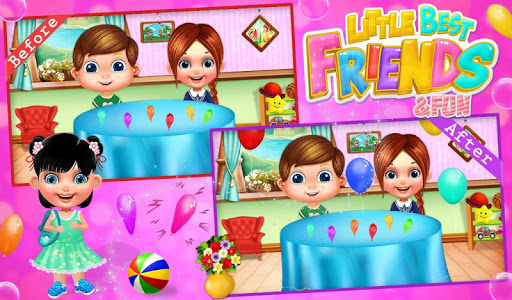 Little Best Friends And Fun v1.0.0