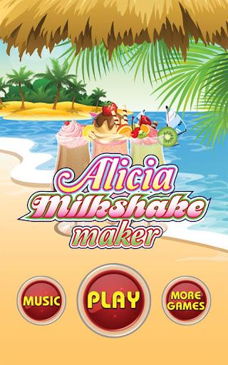 Milkshake Maker - Kid games