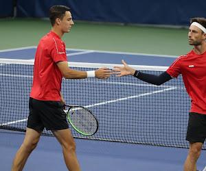 Gillé en Vliegen beginnen goed aan de Australian Open en verslaan ervaren Spaans duo
