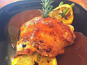 Photo: Secret recipe Blackened Red Snapper
