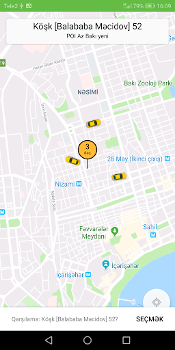Get Taksi AZ screenshots 2