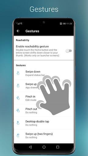 Cool EM Launcher - EMUI launcher style for Mate 20 screenshot 8