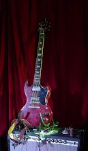 Photo: Truls' Gibson SG