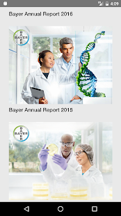 Bayer Integrated Reports – Miniaturansicht des Screenshots