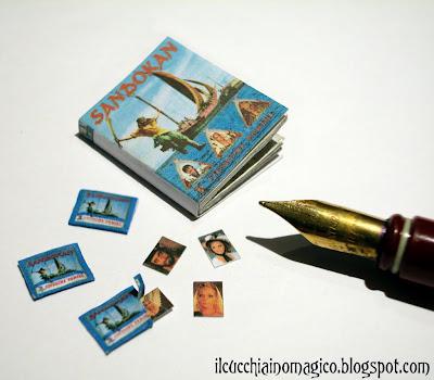 Album di Figurine - Sandokan la Tigre di Mompracem