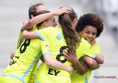 Gent klopt Anderlecht in Beker van België bij de vrouwen: 3-1