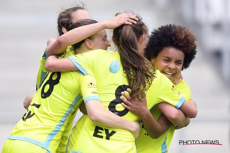Gent klopt Anderlecht met knappe doelpunten en mag Beker van België voor vrouwen meenemen naar huis