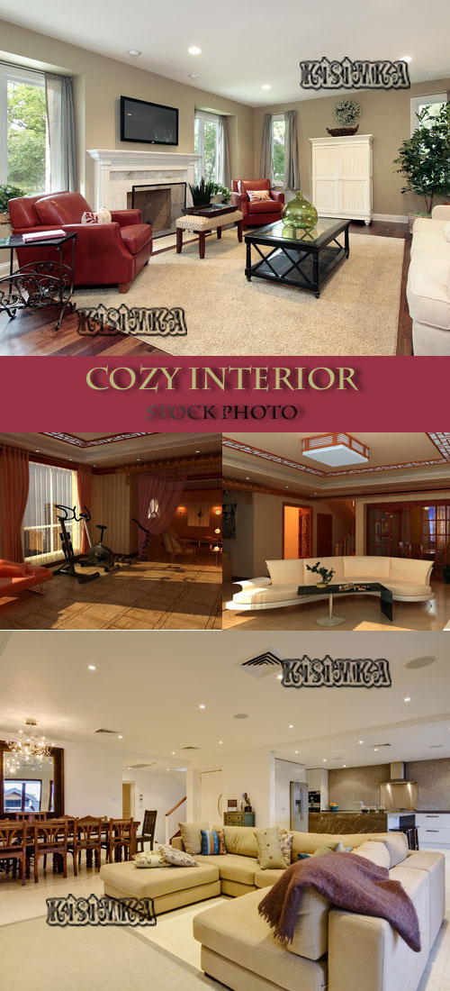 Stock Photo: Cozy interior
