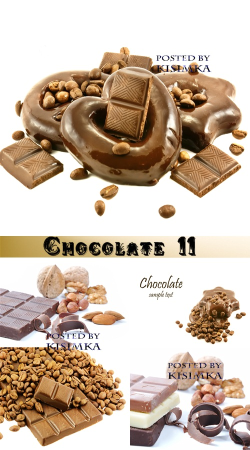 Stock Photo: Chocolate 11