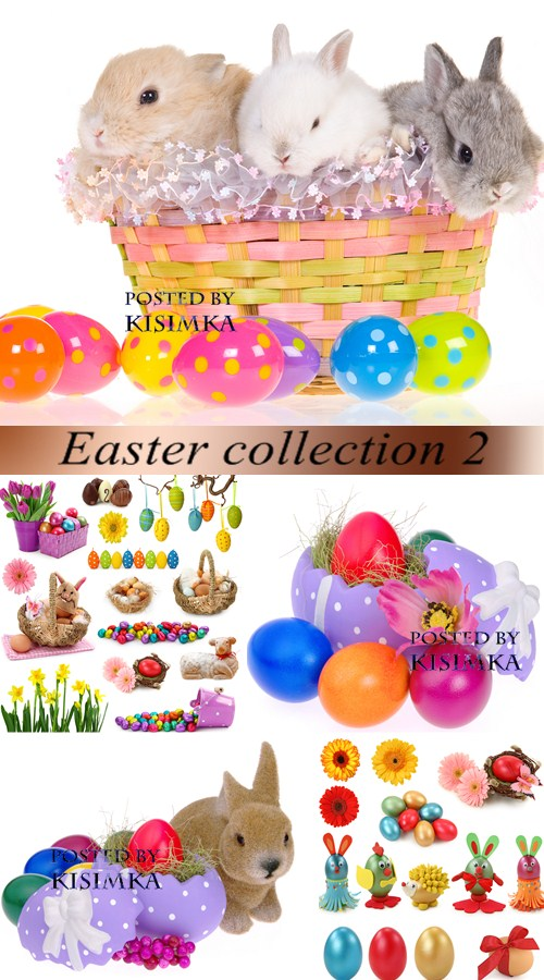 Stock Photo: Easter collection 21