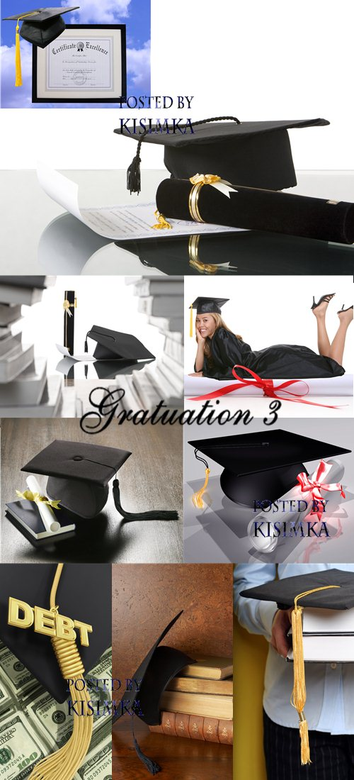 Stock Photo: Gratuation 3