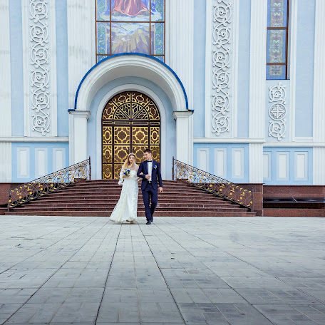 Wedding photographer Sergey Lisovenko (Lisovenko). Photo of 27.10.2017