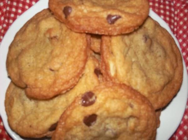 Bea's Toll House Cookies Recipe