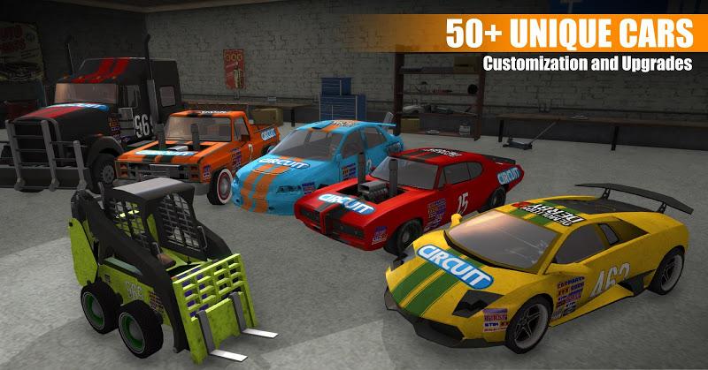 Demolition Derby 2 Screenshot 2