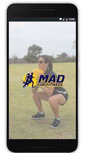 Mad For Fitness - náhled