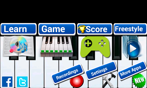 Real Piano Teacher screenshot 1