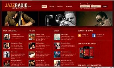 JazzRadio - Radio Keren - anomharya.com