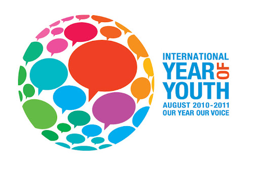 International Year of Youth Official Logo
