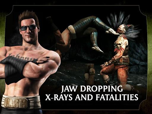 MORTAL KOMBAT X  gameplay | by HackJr.Pw 11