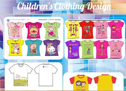 Children's Clothing Design Mod