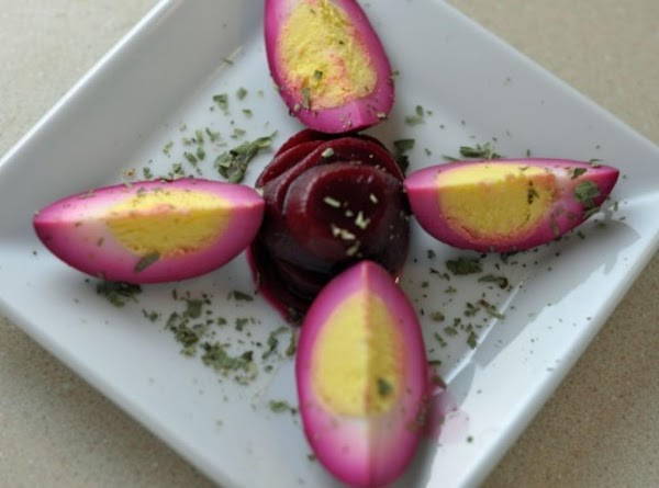 Pickled Beet Eggs Recipe