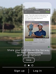 Golf Boost by Jim McLean- screenshot thumbnail