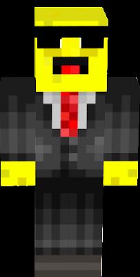 made of lemon man
