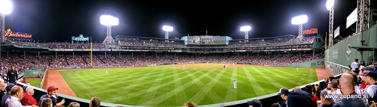 Photo: The Fenway Park