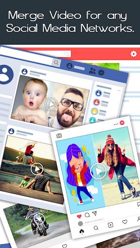 Video Merge : Easy Video Merger & Video Joiner 1.7 screenshots 9