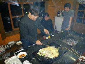 Photo: 締めの焼きそば(増量www)