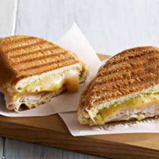 Grilled Mexican Panini.