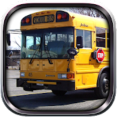 3D School Bus Drive Simulator