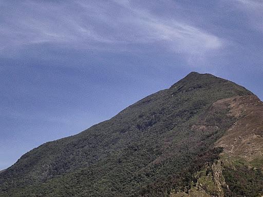Pico Oriental cerro el Avila parque waraira repano Caracas Venezuela